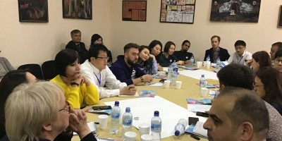 Bamboo theatre has successfully participated in ASSITEJ Asia meeting held in Uzbekistan