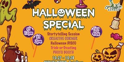 Halloween special event